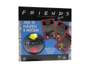 Společenská hra Přátelé - Jak si házeli míčem