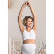 Podprsenka těhotenská bezešvá bílá