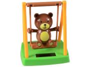 Medvěd na houpačce