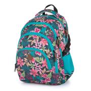 Školní batoh OXY SCOOLER Tropic