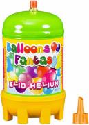 Helium na nafukování balónků plynová láhev 1 l