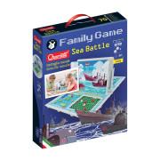 Quercetti Family Game Sea Battle – strategická hra Lodě (námořní bitva)