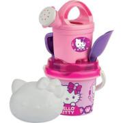 Androni Sada na písek Hello Kitty Princess s konvičkou