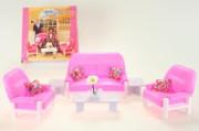 Glorie Obývák pro panenky