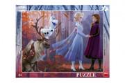 Puzzle deskové Ledové království II/Frozen II 37x29 cm 40 dílků