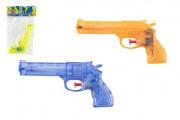 Vodní pistole plast 17 cm