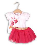 Dívčí set, sukně TUTU a tričko, Minoti, TROPICAL 3