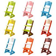 Dětská rostoucí židle Jitro Plus barevná