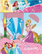 Omalovánkové 3D postavy - Disney Princezny
