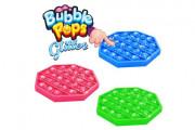 Bubble Pops Antistresová společenská hra Glitter Práskací bubliny