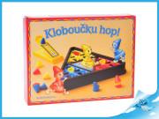 Společenská hra Kloboučku hop!