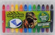 Gelové voskovky - Dinosauři