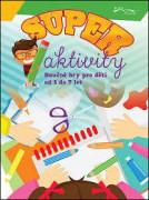 Pracovní sešit Superaktivity pro děti 5-7 let