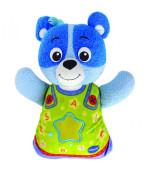 Usínáček Medvídek - modrý Vtech