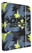 Desky na sešity A4 Jumbo Oxy world