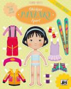 Oblékací panenky - Sport