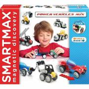 SmartMax magnetická stavebnice mix vozidel