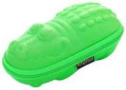 Baby Banz - pouzdro na sluneční brýle zelený krokodýl