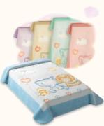 Španělská deka 547 Babyperla Belpla - 80 x 110 cm