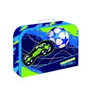 Kufřík lamino 34 cm OXY Style Mini football blue