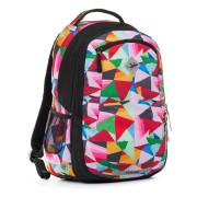 Školní batohy 2v1 VIKI Colors