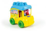 Clemmy baby - Peppa Pig - školní autobus