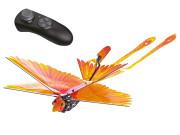R/C Go Go Bird 18 cm létající s USB žlutý 2,4GHz
