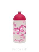 Láhev na pití 500 ml Motýl
