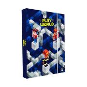 Box na sešity A4 Playworld