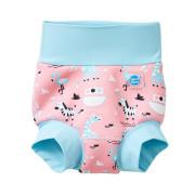 Nové Plavky Happy Nappy - Zvířátka, růžová