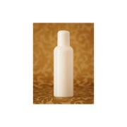 Plastová lahvička s uzávěrem bílá ,100 ml
