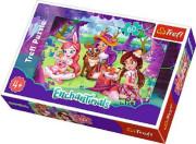 Puzzle Enchantimals 33x22cm 60 dílků