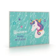 Desky na číslice Unicorn iconic