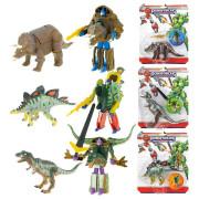 Transformer dinosaurus/robot 22 cm