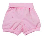 Dívčí šortky Madeira MKCool Růžové