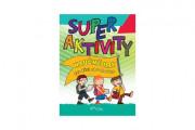 Pracovní sešit Superaktivity pro děti 3-5 let