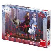 Puzzle XL Ledové království II 300 dílků