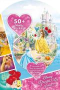 Samolepková zábava - Disney Princezny