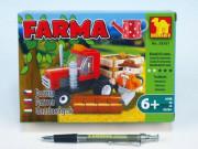 Stavebnice Dromader 28301 Farma