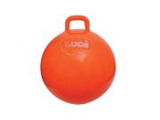 Skákací míč 55cm oranžový Ludi