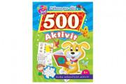 Pracovní sešit 500 zábavných aktivit