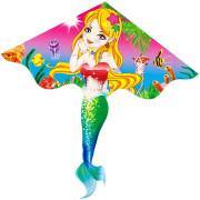 Létající drak - mořská panna