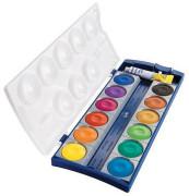 Vodové barvy 12 barev Pelikan