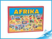 Společenská hra logická Afrika v krabičce