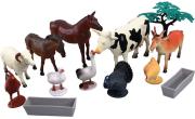 Zvířátka farma 13 ks, mobilní aplikace pro zobrazení zvířátek
