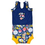 Plavky Happy Nappy kostýmek - Garden Delight