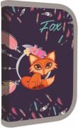 Penál 1patrový 2 chlopně Premium Fox
