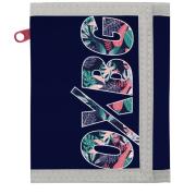 Dětská textilní peněženka Oxy Oxy Tropical