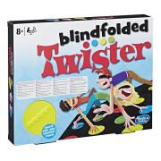 Společenská hra Twister naslepo