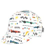 Chlapecká letní kšiltovka Auta RDX